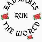 Bad Babes führen die Welt von kjanedesigns