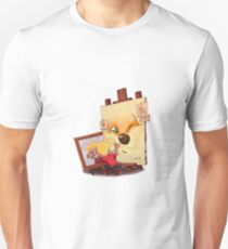 Calvin And Hobbes Sketch Unisex T-Shirt
