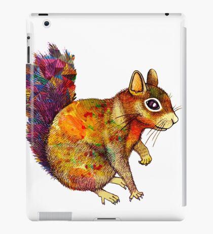 Squirrel Art iPad Case/Skin