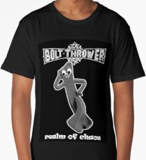 in battle there is no gumby Long T-Shirt