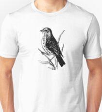Baird's sparrow Unisex T-Shirt
