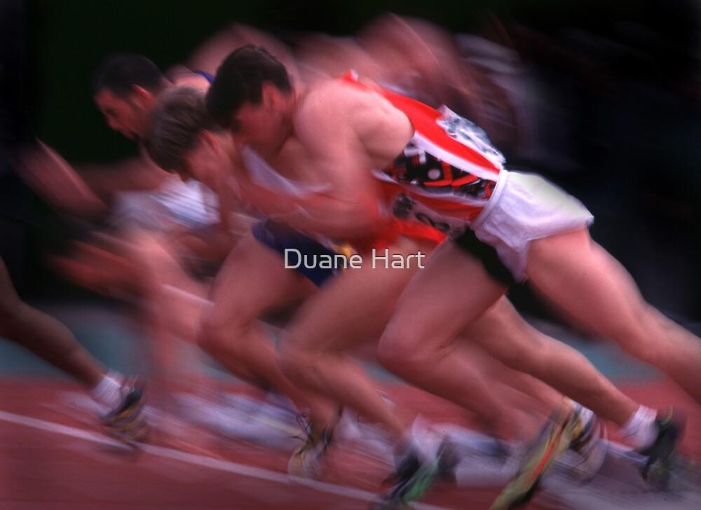 """""""Success is a journey, not a destination"""" by Duane Hart"""