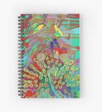 Six of Banyan Trees Spiral Notebook