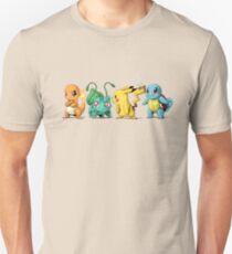 Pokemon Group Unisex T-Shirt