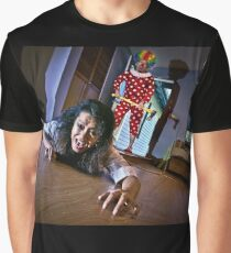 Coulrophobia Graphic T-Shirt
