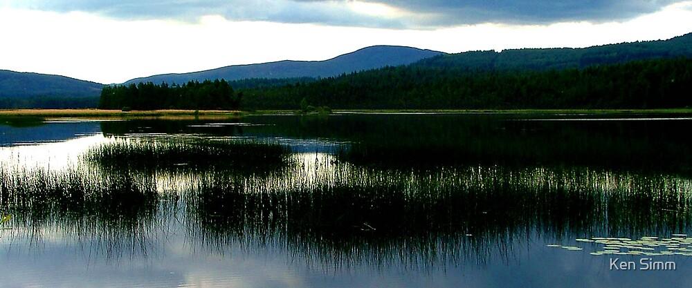 The Loch by Kenart