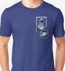 Space Explorer Badges Unisex T-Shirt