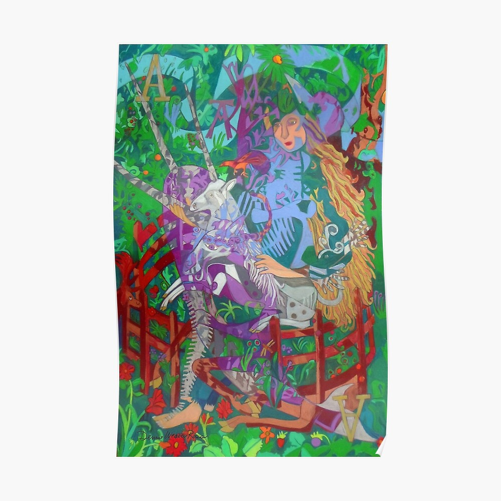 Archeology of the Unicorn Poster