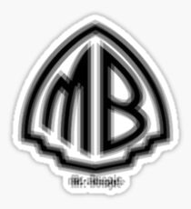 Blurred Bungle (Mr. Bungle) Sticker