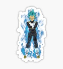 Super Saiyan Blue Vegeta  Sticker