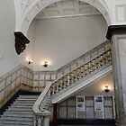 Staircase - Brisbane city hall by Kerry LeBoutillier