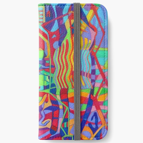 Eight Bones of the Spider Woman iPhone Wallet