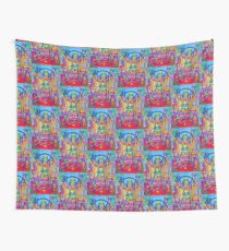 Eight Bones of the Spider Woman Wall Tapestry