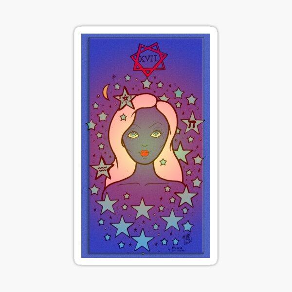 Star Ov Babalon 2016 Sticker