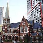 Ann Street Uniting Church Brisbane by Kerry LeBoutillier
