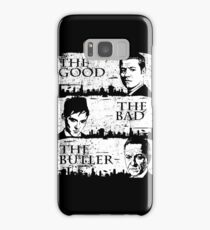 The Good, The Bad and The Butler Samsung Galaxy Case/Skin