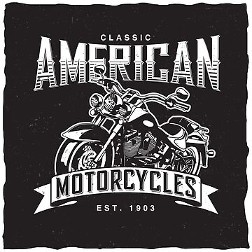 American Motorcycles  by ewater00
