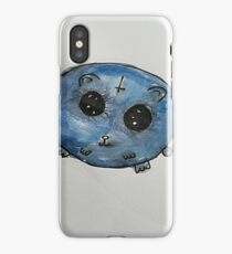 Hellish Hamster iPhone Case/Skin