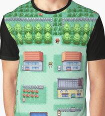 Dreams of Pallet Town Graphic T-Shirt