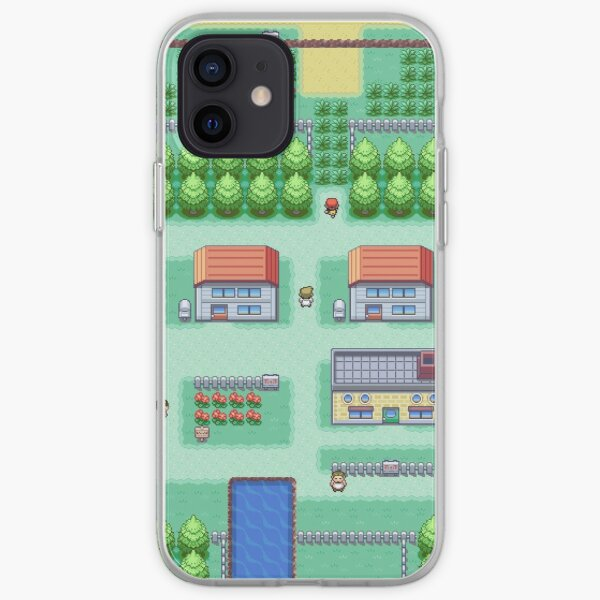 Dreams of Pallet Town iPhone Soft Case