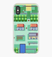 Dreams of Pallet Town iPhone Case