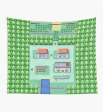 Dreams of Pallet Town Wall Tapestry