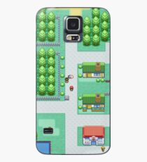Dreams of Viridian City Case/Skin for Samsung Galaxy