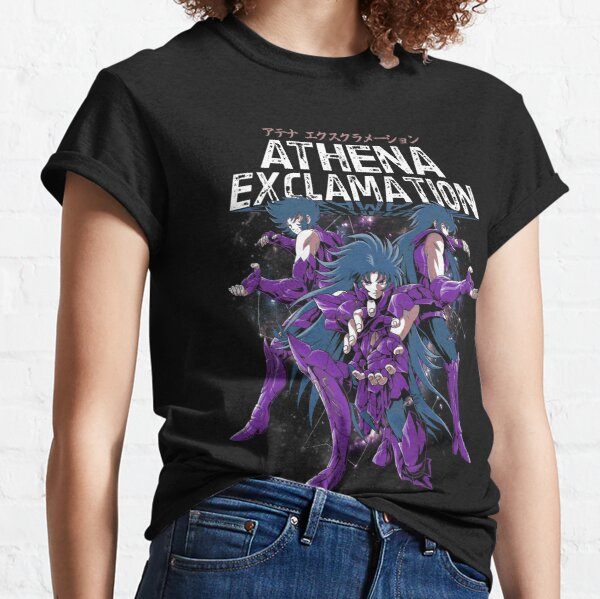 Athena Exclamation T-shirt classique