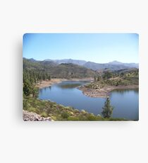 Lanscape Canvas Print