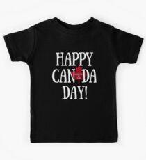 Happy Canada Day!  Celebrating 150 Years Kids Tee