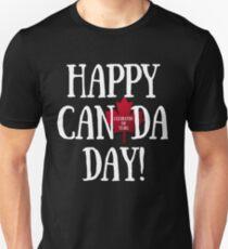 Happy Canada Day!  Celebrating 150 Years Unisex T-Shirt