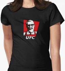 Conor Mcgregor - Parody Womens Fitted T-Shirt