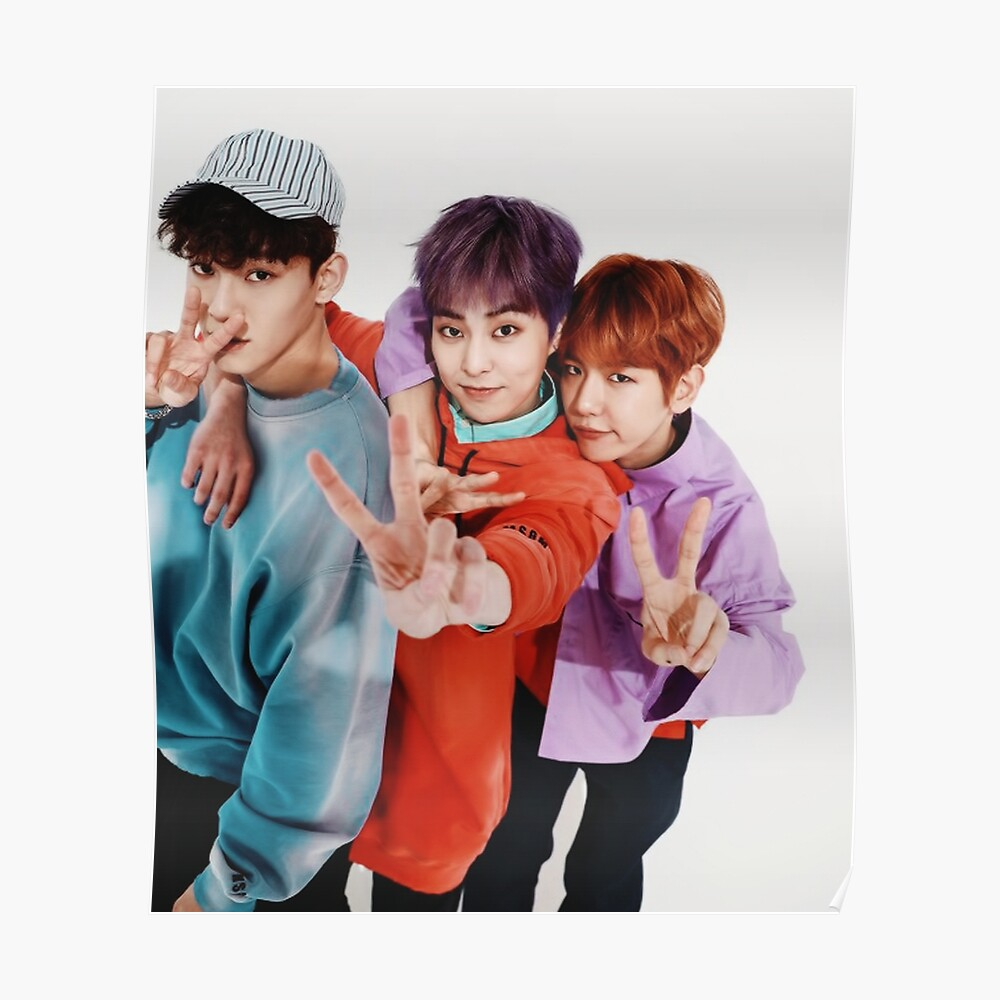 EXO-CBX Poster