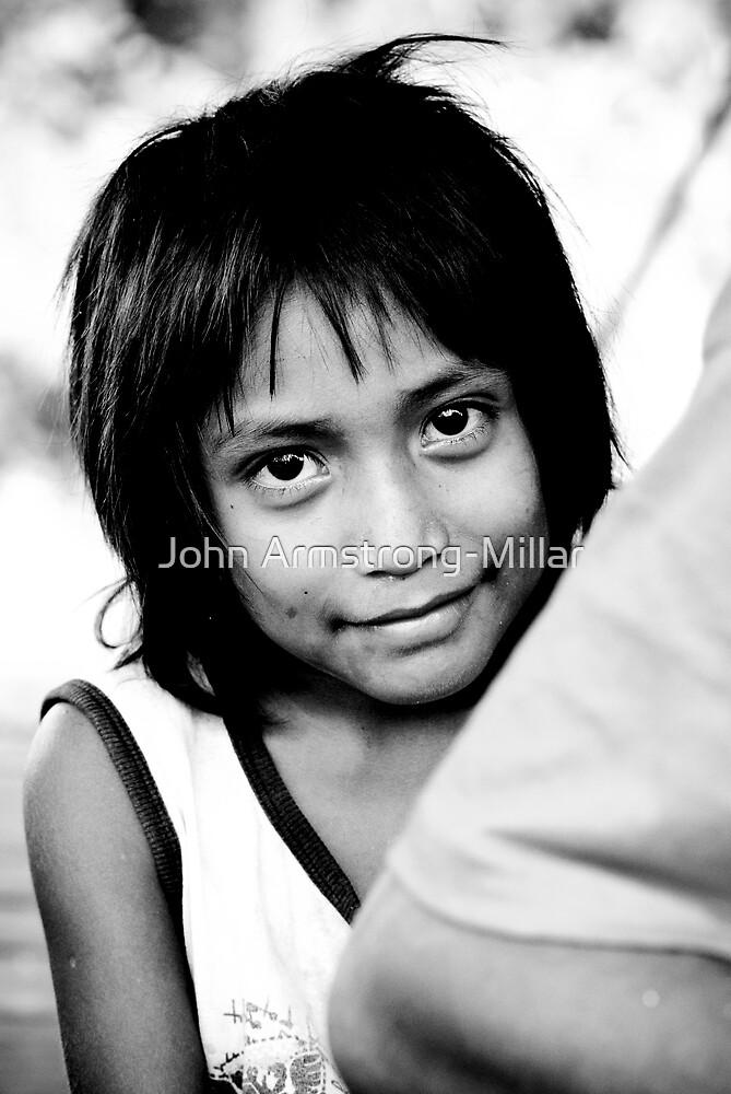 Eyes by John Armstrong-Millar