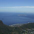 Robben Island by skaranec1981