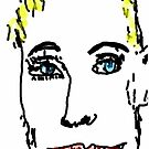Annie Lennox by Stacey Lazarus