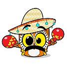 Payaso Mex Owl by PharaohLord