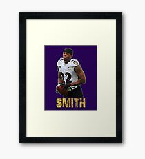 JIMMY SMITH Framed Print