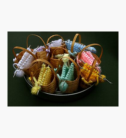 Big Knit Opposite Photographic Print