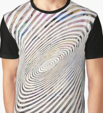 Spinning and Grinning Graphic T-Shirt