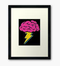 Brainstorm Framed Print