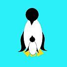 Happy penguins by patjila