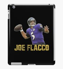 JOE FLACCO iPad Case/Skin