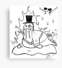 The Ultimate Walrus Canvas Print