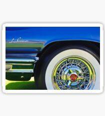 Buick LeSabre Wheel Emblem -0509c Sticker