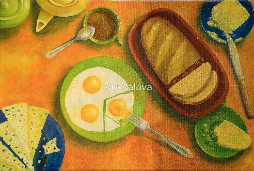 breakfast by VioDeSign