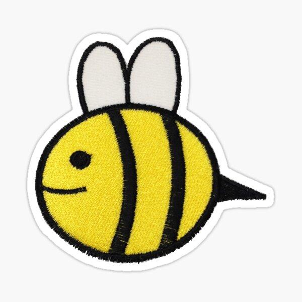Abeja y Puppycat Bee Pegatina