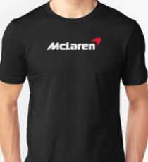 Mclaren Supercar Logo Unisex T-Shirt
