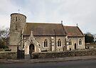 St Marys Burnham Deepdale by Yampimon