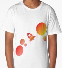 Rocket Ship Long T-Shirt